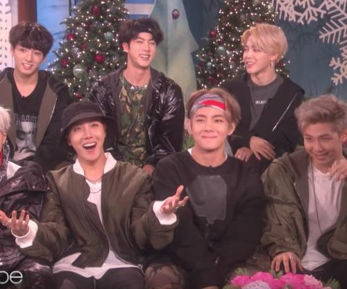 BTS performs 'Mic Drop' on 'The Ellen DeGeneres Show'