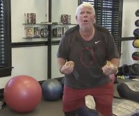 PGA's John Daly does burger curls, drinks beer in 'intense' workout