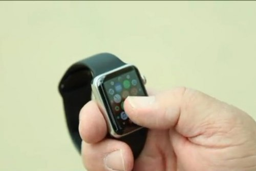 Apple Watch lost in the ocean found six months later, still works
