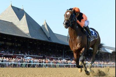 Titans clash in Japan, star speedsters compete in Florida in weekend horse racing