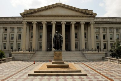 Former Treasury official sentenced for leaking financial reports