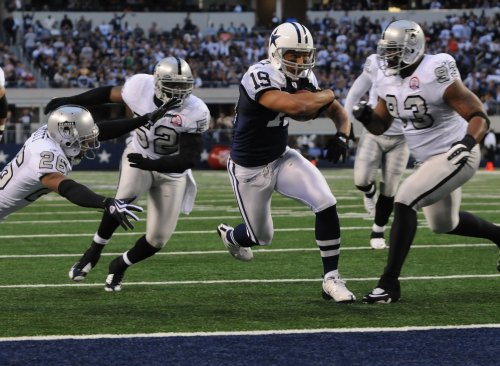 NFL: Dallas 24, Oakland 7