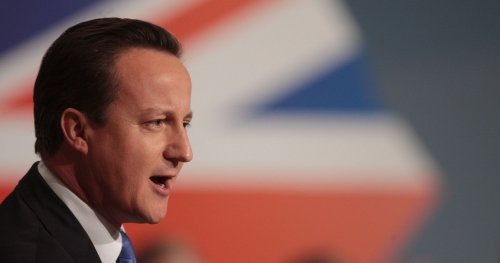 Cameron lays out foreign policy views