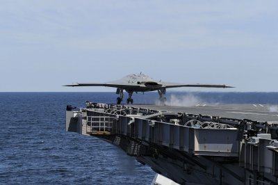 Carrier-based unmanned jet launch set to open new markets