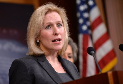 Gillibrand: I wanted to tell man 'to go [expletive] himself'
