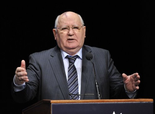 Mikhail Gorbachev admitted to hospital
