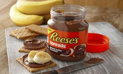 Reese's Peanut Butter Cups now in spread form