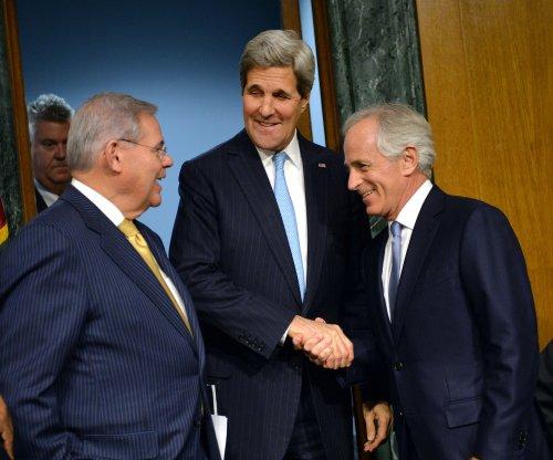 Senate committee OKs force against Islamic State