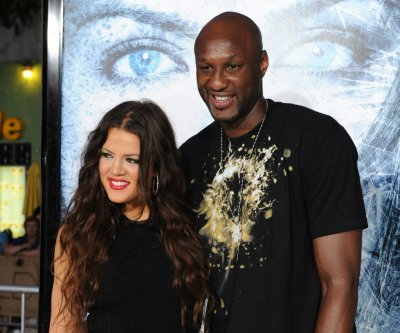 Khloe Kardashian files again for divorce from Lamar Odom