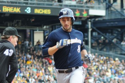Ryan Braun's blasts help Milwaukee Brewers complete sweep of Colorado Rockies