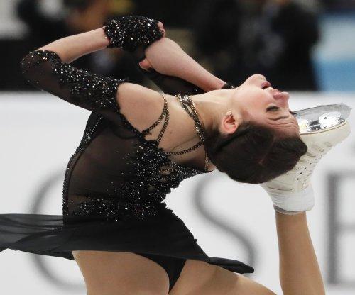 U.S., Russia dominate Grand Prix of figure skating