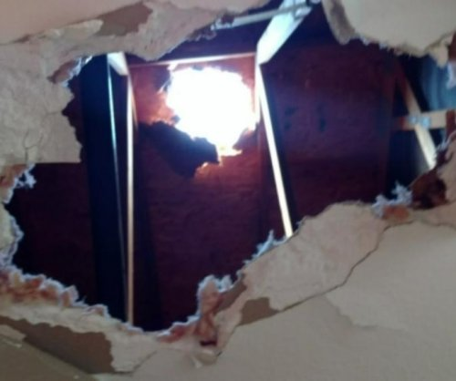 FAA probing ice chunks that crashed through California roof