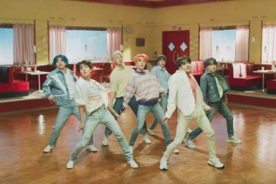 BTS dances in new teaser for 'Boy with Luv' ft. Halsey