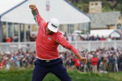 U.S. Open: Gary Woodland wins first major championship