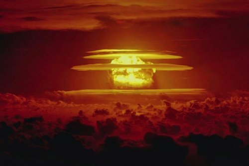 Radiation levels at Marshall Islands test sites 10 times greater than Chernobyl