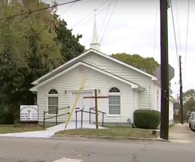 Georgia teenager arrested for plotting attack on predominately black church