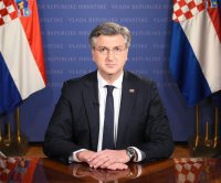 Croatian Prime Minister Andrej Plenkovic tests COVID-19 positive