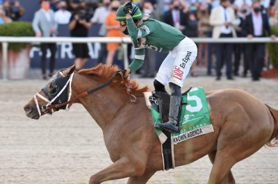 Known Agenda, Like the King run their way into Kentucky Derby