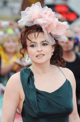 Queen honors Helena Bonham Carter