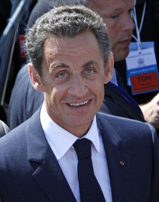 Sarkozy discharged from hospital