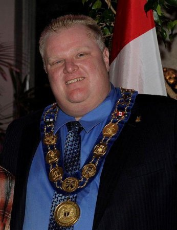 Rob Ford adds former sprinter Ben Johnson and Sam Tarasco of 'Trailer Park Boys' to campaign team