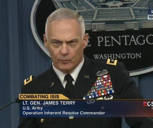 U.S. general: Islamic State advances 'halted' in Iraq
