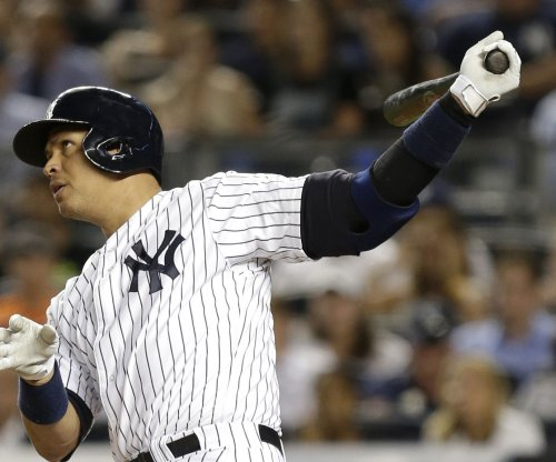 A-Rod's birthday homer helps New York Yankees top Texas Rangers