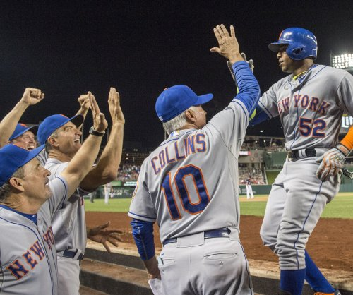 New York Mets complete sweep of Washington Nationals