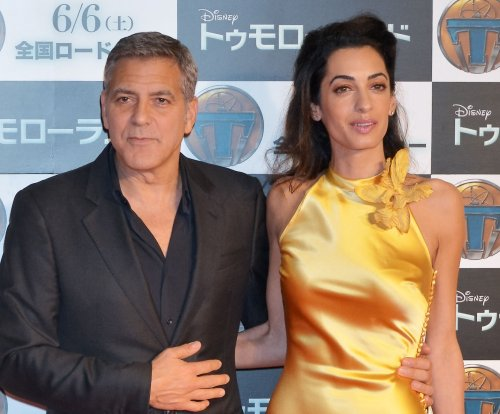 George Clooney says first anniversary with wife Amal 'was beautiful'