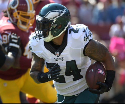 Philadelphia Eagles RB Ryan Mathews ruled out vs. Green Bay Packers