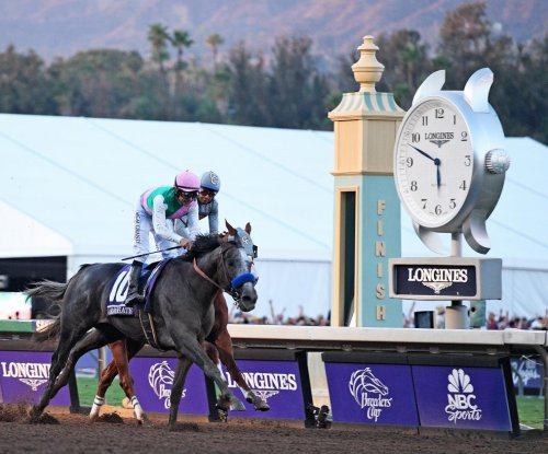 Arrogate tops list of Dubai World Cup nominations