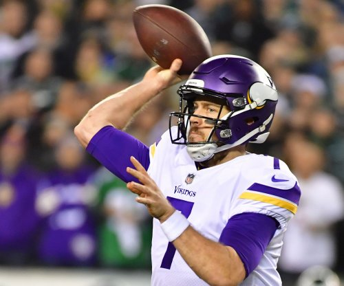 Vikings GM: No decisions have been made on QBs