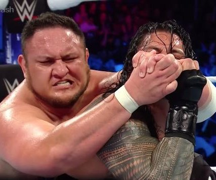 WWE Backlash: Rollins and Miz battle, Reigns survives