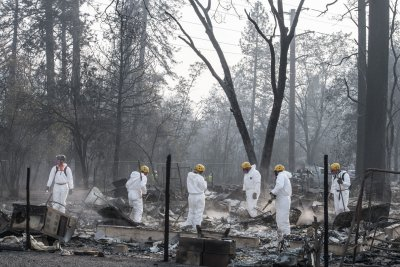 Camp Fire death toll rises to 86 after man dies from burns