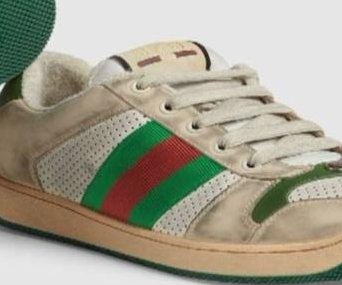 Gucci selling $870 sneakers designed to look dirty