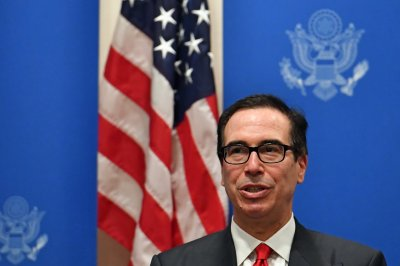 Mnuchin: U.S.-China trade talks progress unlikely before G-20 summit