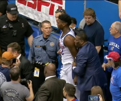 Kansas' Silvio De Sousa receives 12-game ban as Big 12 suspends four after brawl