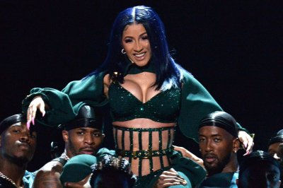 Cardi B wins big at ASCAP Rhythm & Soul Music Awards