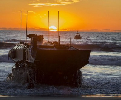 Marines to start receiving new amphibious combat vehicles in October
