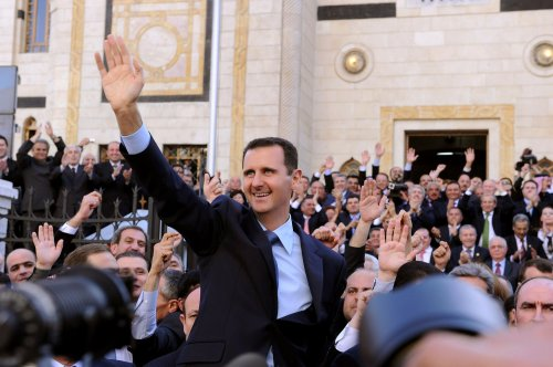Assad names new Syrian Cabinet