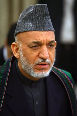 London praises end to Karzai presidency