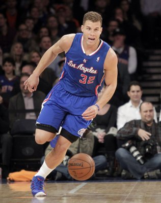 Blake Griffin, LA Clippers overcome Phoenix Suns