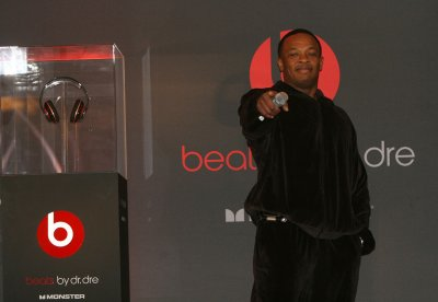 Dr. Dre reportedly selling Beats headphones to Apple for $3.2B