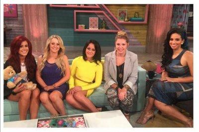 Leah Messer attends 'Teen Mom 2' reunion following rehab stint