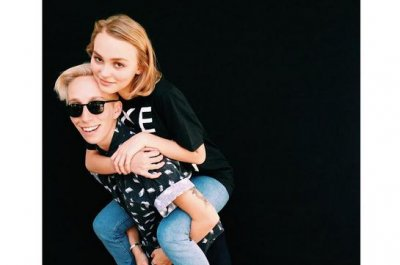 Johnny Depp's daughter comes out via LGBT campaign