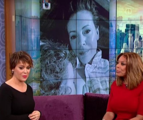 Alyssa Milano, Wendy Williams debate breastfeeding in public