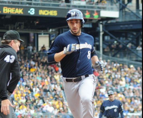 Milwaukee Brewers RF Ryan Braun still recovering from back surgery