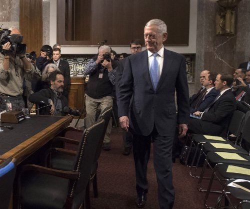 Congress approves Mattis' special waiver to serve as Pentagon chief