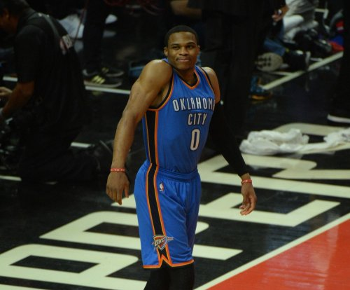 Russell Westbrook, Oklahoma City Thunder too strong for Los Angeles Lakers