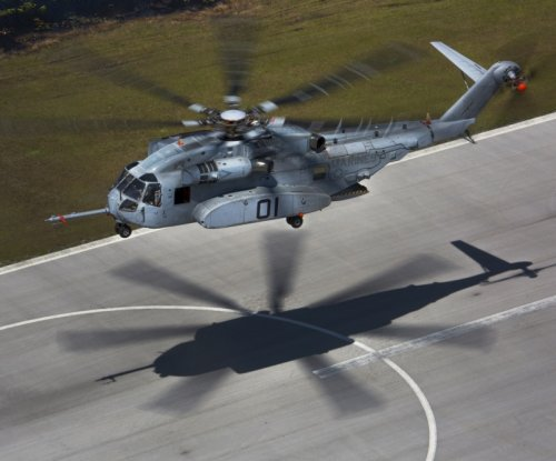 Sikorsky Aircraft wins $304 million contract add-on for King Stallion helicopters